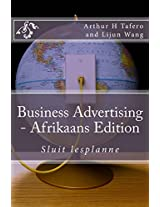Business Advertising: Sluit Lesplanne