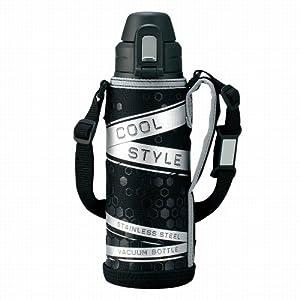 【クリックで詳細表示】ZOJIRUSHI 真空ステンレスボトル 【0.52L】 SD-AA05-BW カジュアルブラック