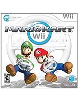 Mario Kart with Wheel Pack (Nintendo Wii) (NTSC)