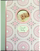 Carter's Baby's 1st Record Memory Book Keepsake First 5 Years Baby Girl