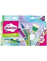 Crayola Thread Wrapper Refill Toy, Blue/Teal