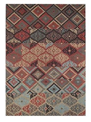 Tessellate Rug, Multi, 5' x 8'