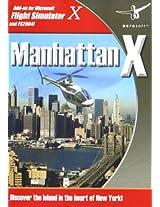 Manhattan X (Add-on Only) Requires FSX or FS2004 or Prepar3D (PC)