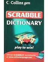 Collin Ge: Scrabble Dictionary
