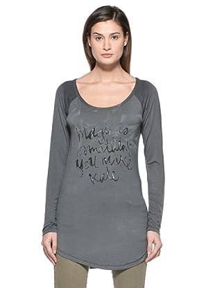 Kate Cut T-Shirt (Grigio)