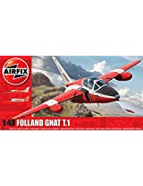 Airfix Folland Gnat 1:48 Plastic Model Kit