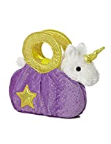Aurora World Fancy Pal Pet Plush Carrier, Star