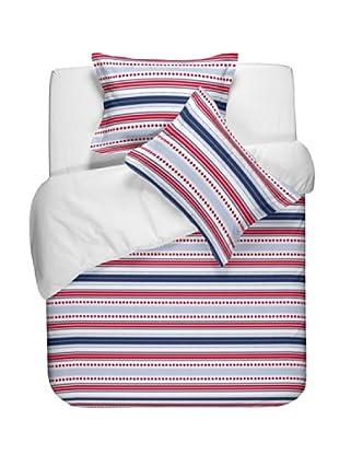 Casual Textil Funda Nórdica Susistripe (Azul)