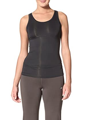 New Balance Women's In the Gym Control Tank (Black)
