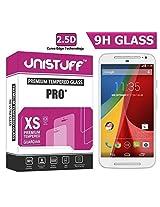 Unistuff ( TM ) Premium Quality Tempered Glass for Huawei Nexus 6P