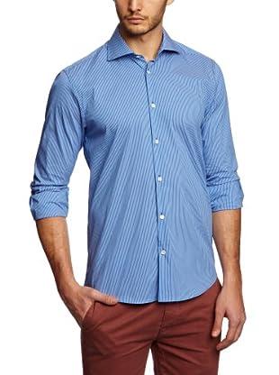 Scotch & Soda Camisa Laurence (Azul)