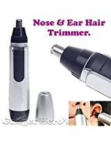 Gadget Hero's Nose, Ear, Facial Hair Trimmer. Battery Operated.