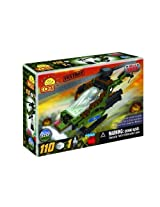 COBI Small Army Foxtrot Helicopter, 110 Piece Set by COBI