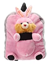 Tickles RABBIT SHOULDER BAG Soft Toy Plush Kids Birthday Gift 33 cm