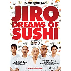 『Jiro Dreams of Sushi』