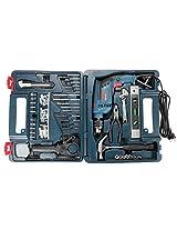 BOSCH Impact Drill GSB 13 RE Professional - 13 MM Reversible, Vari - Speed + 100 Pcs Accessory Kit