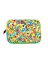 """Paisley Party Laptop Sleeve 11"""""""