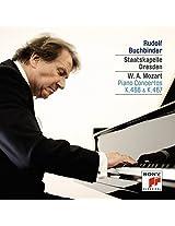 Mozart: Piano Concertos K 466/