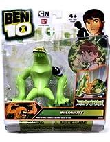 Ben 10 Ultimate Alien Wildmutt Haywire