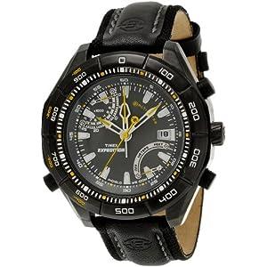 Timex T497L5 Men's Watch-Black
