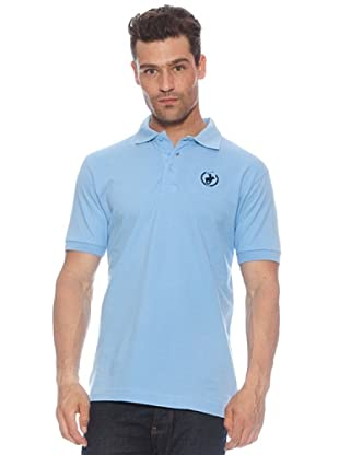 Polo Club Polo Custom Fit (Azul Celeste)
