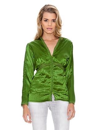 Monoplaza Camisa Jaretas (Verde)