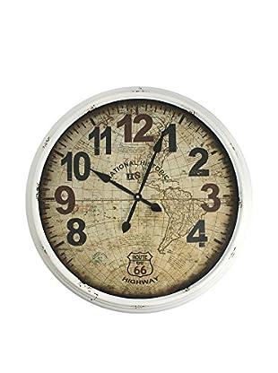 ZZZ GALILEO Reloj De Pared Route 66