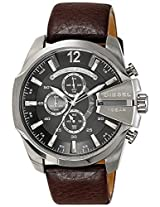 Diesel End-of-Season Analog Grey Dial Men's Watch DZ4290