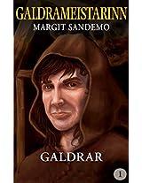 Galdrameistrainn - Galdrar (Galdrameistarinn Book 1) (Icelandic Edition)