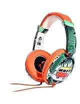 iDance Ibiza 106 Headphone (Orange)