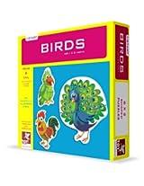 ToyKraft Head and Tail Birds