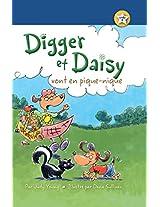 Digger et Daisy vont en pique-nique / Digger and Daisy Go on a Picnic (Digger Et Daisy / Digger and Daisy)
