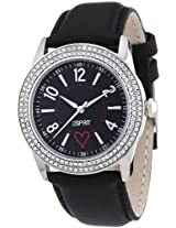 Esprit Analog Black Dial Women's Watch - ES104992003