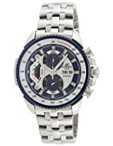 Casio Edifice Tachymeter Chronograph Multi-Color Dial Men's Watch - EF-558D-2AVDF (ED437)