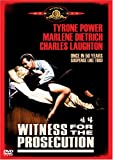 情婦 DVD 1957年