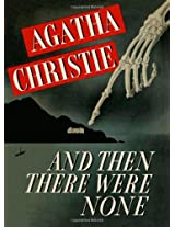 And Then There Were None (Facsimile Edition)
