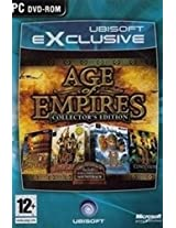 Age of Empires - Collectors Edition (PC DVD)