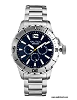 Nautica Analog Blue Dial Men's Watch - A19568G