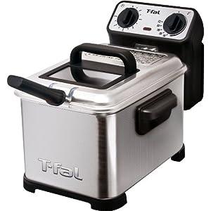 TFAL FR4049001 Family Pro Deep Fryer-Silver