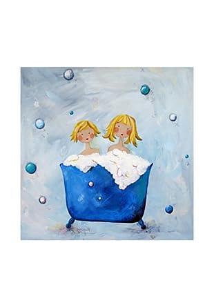 """Cici Art Factory Double Bubble (Blonde), 16""""x 16"""""""