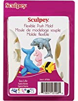Sculpey Push Mold -Sea Life