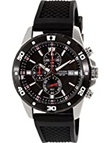 Citizen Analog Black Dial Men's Watch - AN3500-02E