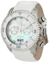 Vip Time Italy Women's VP8008WH Magnum Lady Sporty Chronograph Watch