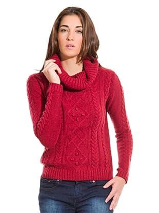 Springfield Jersey Chimenea (Rojo)