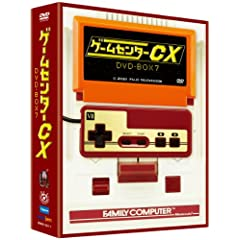 �Q�[���Z���^�[CX DVD-BOX7