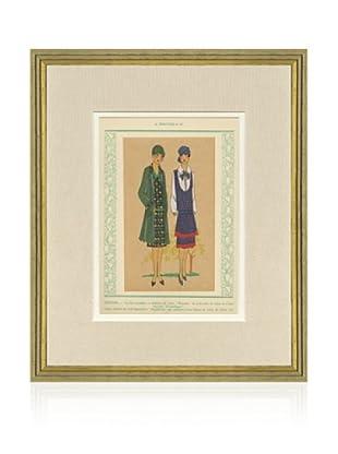 1920's Fashion Print XI, 18