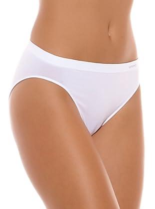 UNNO Braguita Pack x 6 Bikini (Blanco)