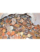 1 Pound World Coins Guaranteed Old 1800 Coin