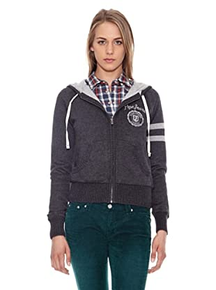 Pepe Jeans London Sweatjacke Elton (Grau)