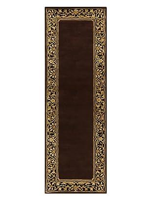 Chandra Ceri Rug, Brown, 2' 6